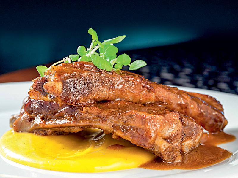Hambúrguer de quinoa (R$ 16,90): novidade