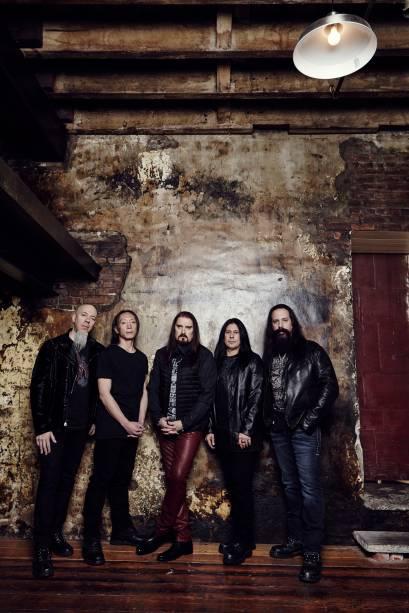 Dream Theater: ópera-rock no Vivo Rio