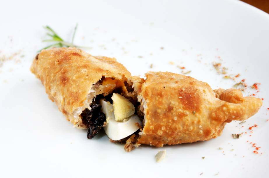 Empanada Criolla do Tragga
