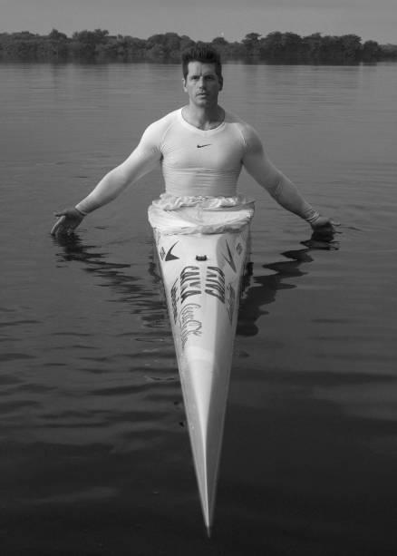 Fernando Fernandes, paratleta de canoagem