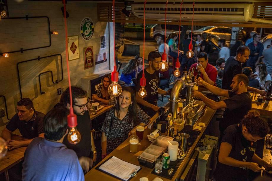 Calavera Kitchen & Bar: novo bar em Botafogo
