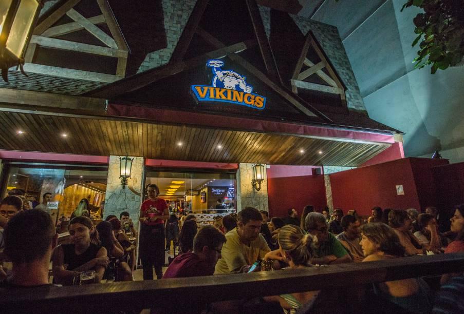 Vikings: novidade na Tijuca