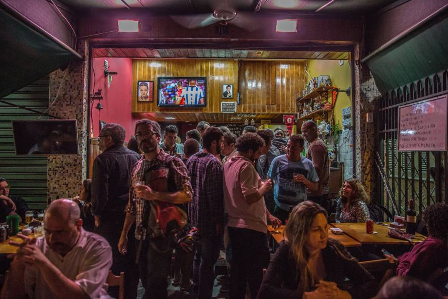 Bar Madrid: boteco ocupou o lugar do extinto Rio-Brasília
