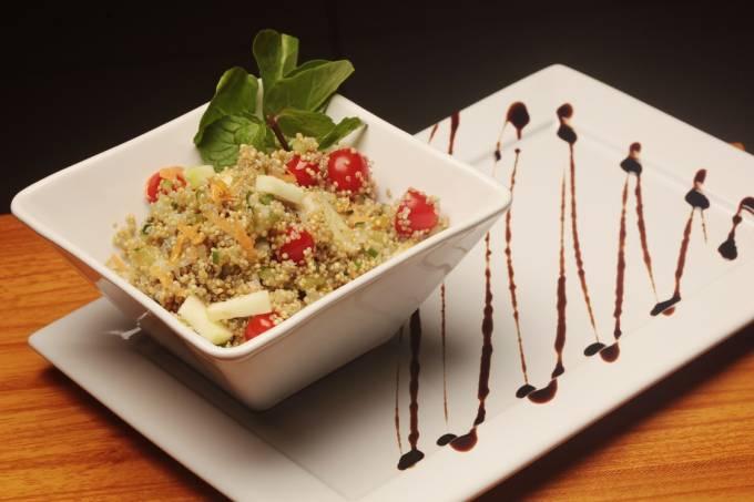 G Nutri Gourmet – Tabule de Quinoa com maca verde