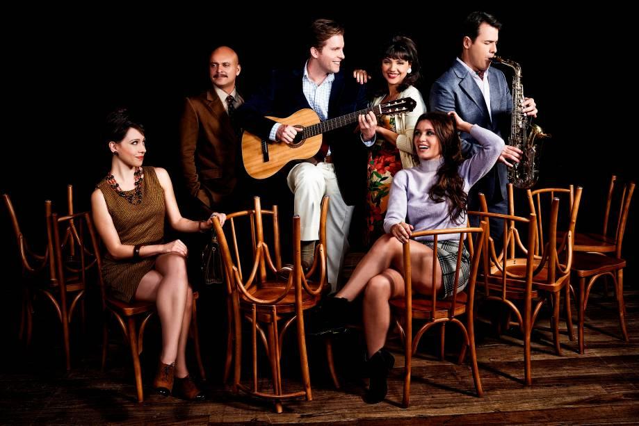 Espetáculo inaugura Teatro Riachuelo Rio