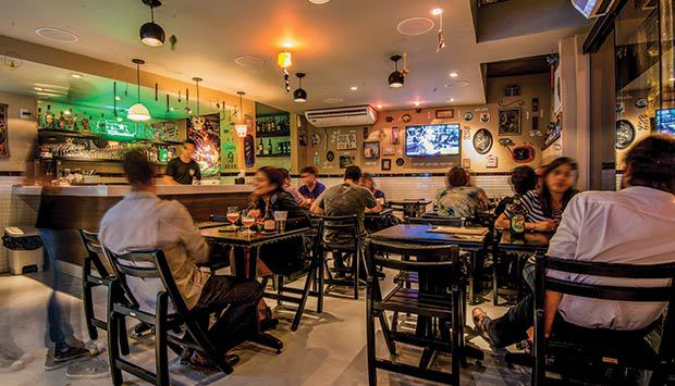 Inverso Bar