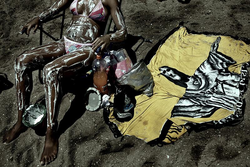 Mostra Julio Bittencourt tem fotos do Piscinão de Ramos