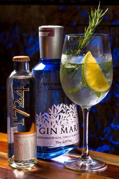 El gin mare: belo drinque da carta