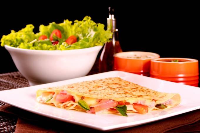 presunto queijo, tomate manjericao_creps