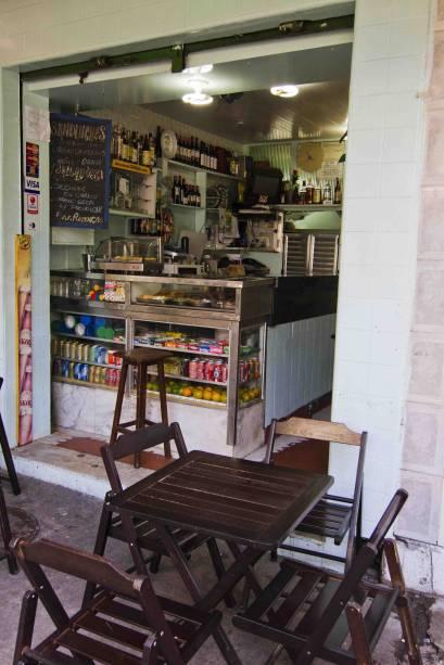 Bar Rebouças: boteco clássico do Jardim Botânico