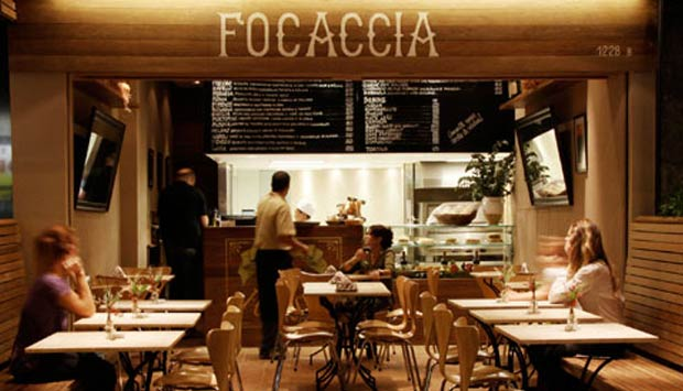 Restaurante Focaccia