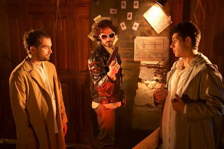 Rosencrantz e Guildenstern Estão Mortos: texto do inglês Tom Stoppard enfoca dois coadjuvantes de Hamlet