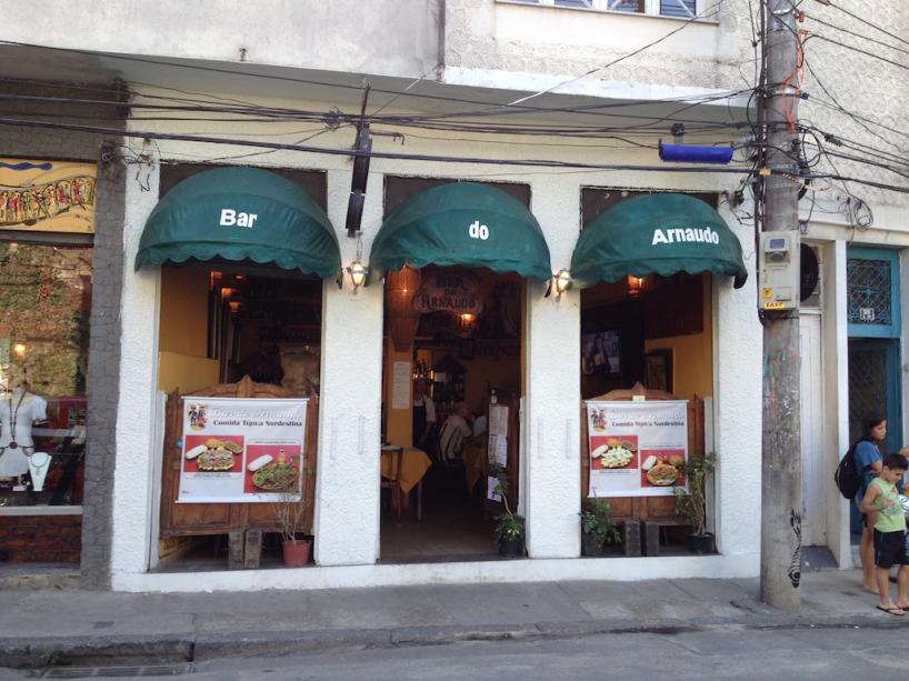 <br>Bar do Arnaudo<br>