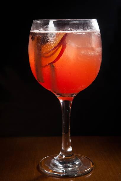 Poncedi prugna: drinque no Stuzzi