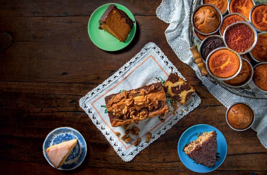 Como casa de vó: Da Casa da Táta produz os melhores bolos caseiros da cidade