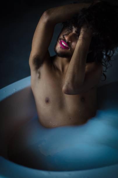 Foto da exposição My Bathtub