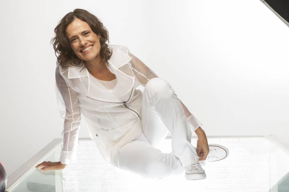 Zélia Duncan: CD dedicado ao samba