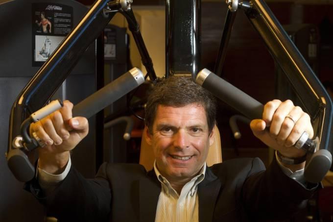Negócios – Gigante do fitness