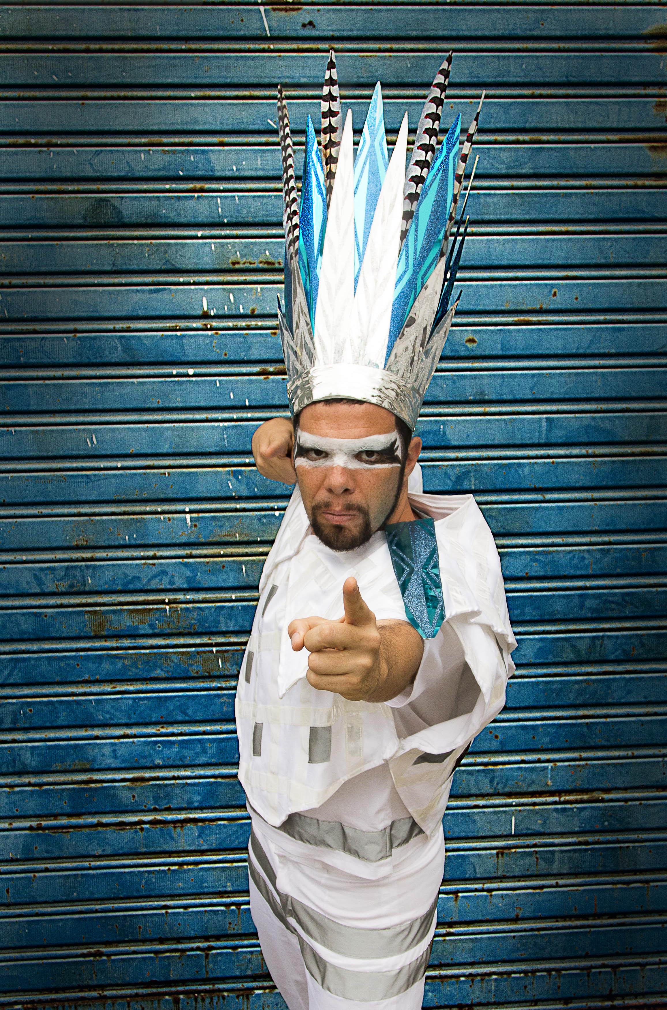 DJ MAM ( Foto- Juan Russo)