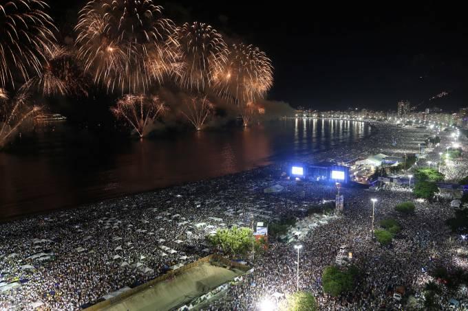Réveillon de Copacabana