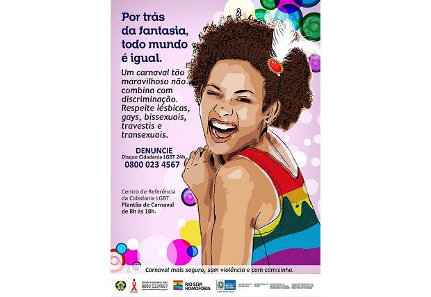 A campanha estadual terá informações também em inglês e espanhol<br>
