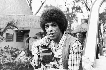 Na adolescência, Wando se lançou como músico na cidade de Congonhas (MG), como integrante do grupo Escaravelhos. O grupo não emplacou. Na foto, o cantor em São Paulo no início dos anos 70<br>