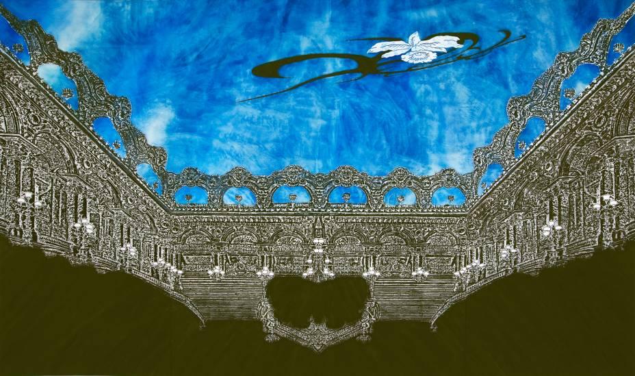 Paixão Delirante e Inquisição no Teatro Lisérgico: obra de 2010