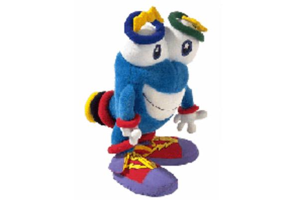 O nome do mascote dos Estados Unidos, Izzy, veio da expressão Whatizit? (o que é isso?), porque ninguém sabia exatamente o que o ele representava<br>