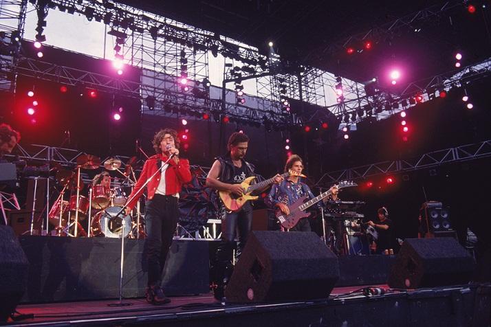 Show do Capital Inicial, banda que tem mais de 20 anos de carreira e também está no Rock in Rio 2011<br>