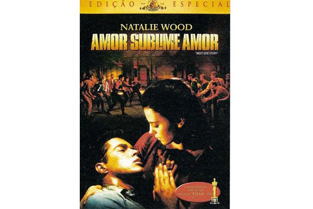 (West Side Story). Títulos que contenham palavras como amor, paixão e sonho parecem ser vícios crônicos. Este, por exemplo, poderia ser o nome de outros mil e um filmes.<br>