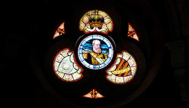 Importados da Inglaterra, traziam símbolos da monarquia<br>