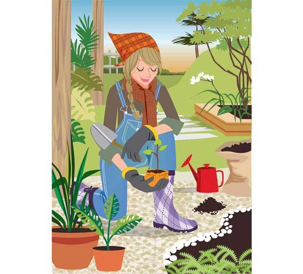 """Muita gente acredita que a melhor época para implantar um jardim é na primavera, mas o inverno traz vantagens para as espécies. """"Sem o calor em excesso, há a redução na proliferação de pragas e doenças, o que torna o período favorável para o plantio"""", afi<br>"""