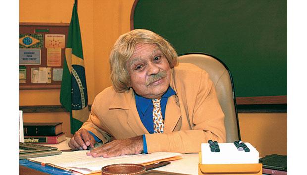 O bordão repetido Brasil afora era dito pelo professor Raimundo, o mais popular personagem de Chico<br>