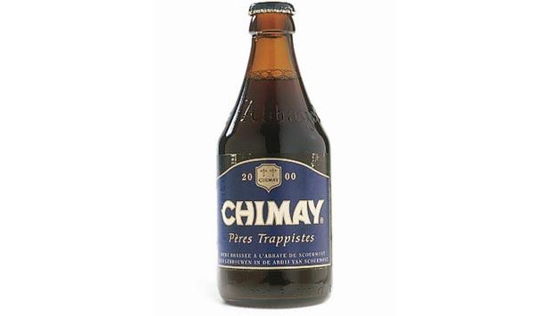 Outra gelada belga, a Chimay é produzida com acompanhamento de religiosos<br>