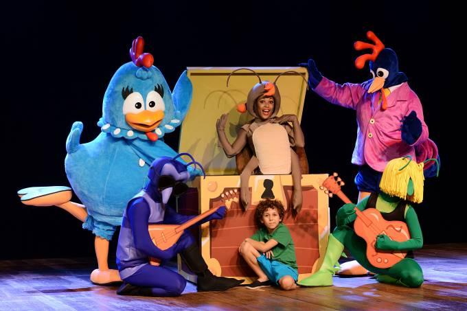 A Galinha Pintadinha no Musical 'Ovo de Novo'_Crédito Camilla Maia_0160