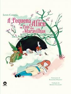 A-Pequena-Alice-no-País-das-Maravilhas (capa)