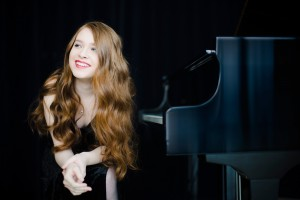 Anastasia Rizikov: beleza no palco