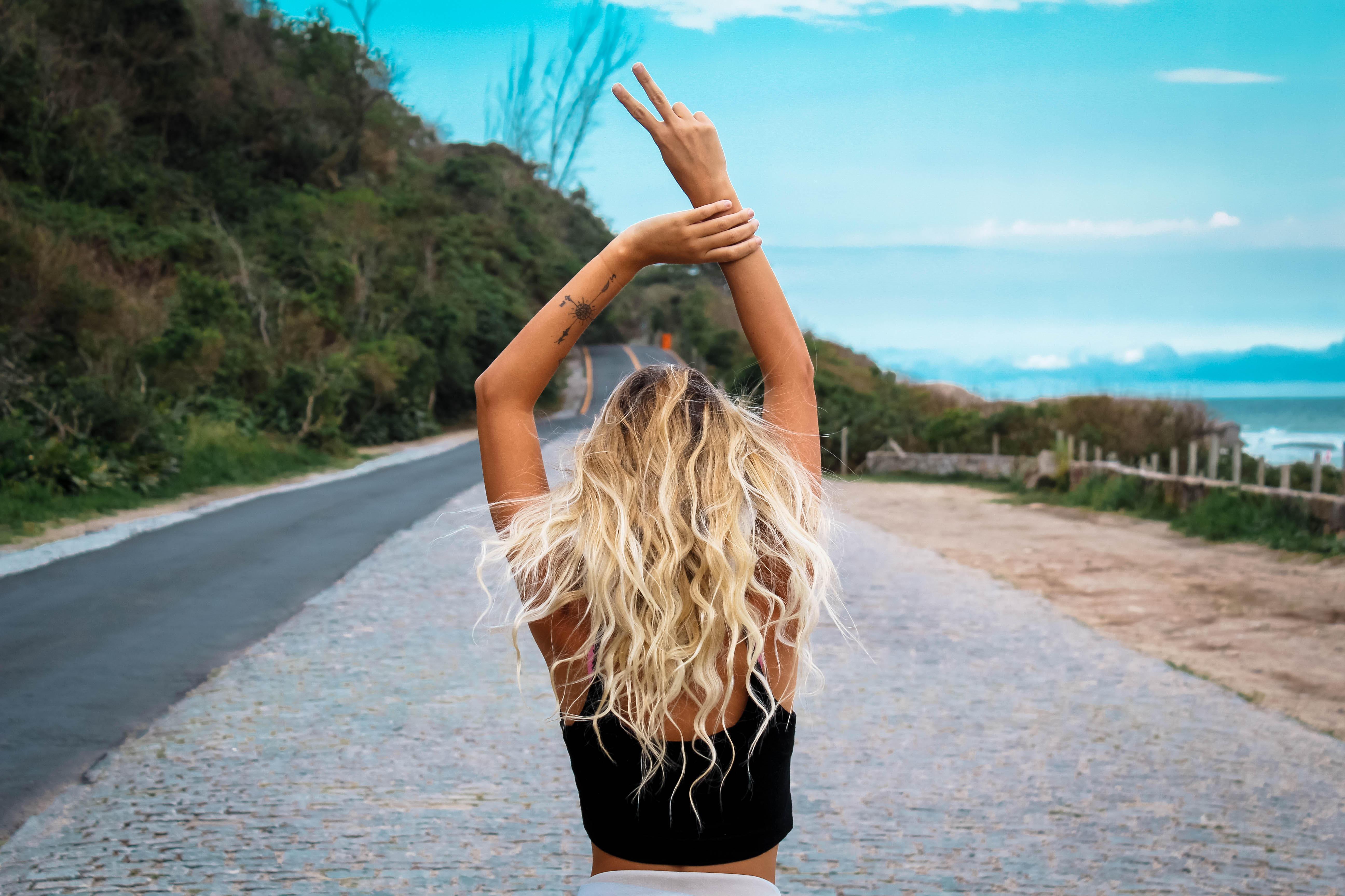 Cabelo Blond Surfer 3