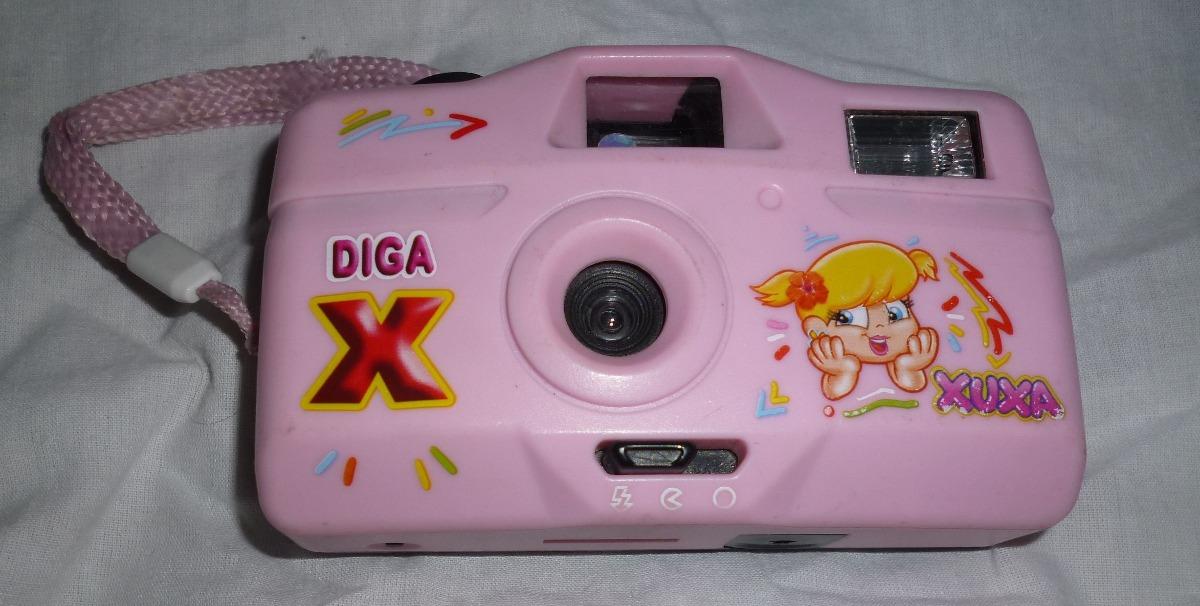 camera fotografica xuxa