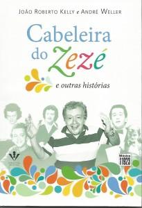 A capa do livro: lançamento nesta quarta (16), em Copacabana