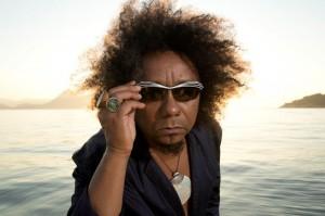 O cantor e compositor em foto de Marcos Hermes: a caminho, o primeiro disco de inéditas em oito anos