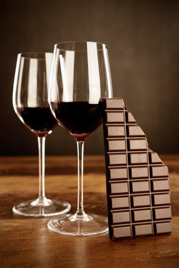 choco e vinho