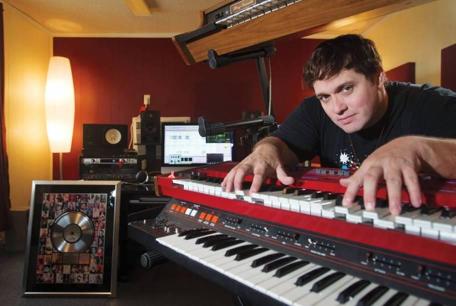 O DJ americano Chris Cox: atração na The Week