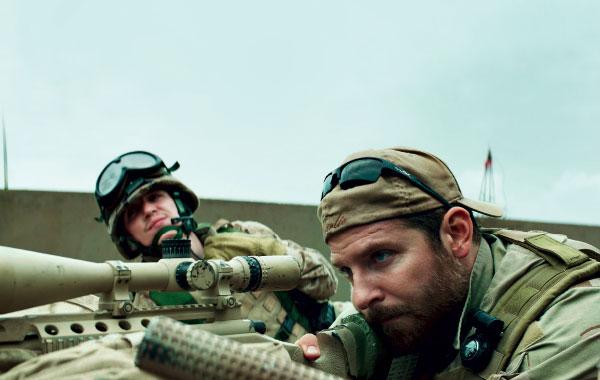 Bradley Cooper: inspirado em um personagem real