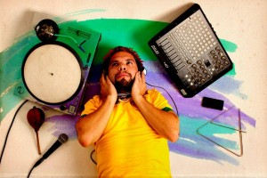 DJ Mam: música brasileira para dançar