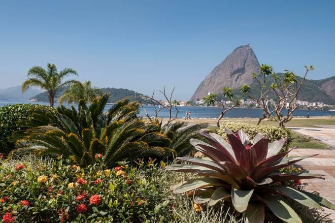 Exposição Jardim de Memórias Parque do Flamengo 50 anos