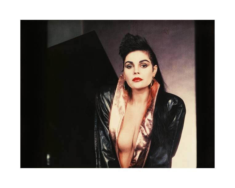 Monique Evans em foto de Antonio Guerreiro: referência em retratos de personalidades