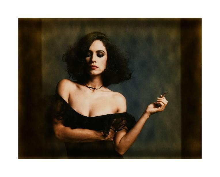 Sônia Braga em foto de Antonio Guerreiro: referência em retratos de personalidades