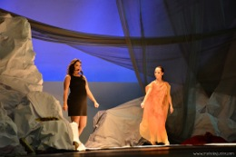 A cantora e compositora maranhense Flavia Bittencourt e a bailarina Ana Botafogo: juntas para evocar as mulheres que marcaram a construção da sociedade brasileira