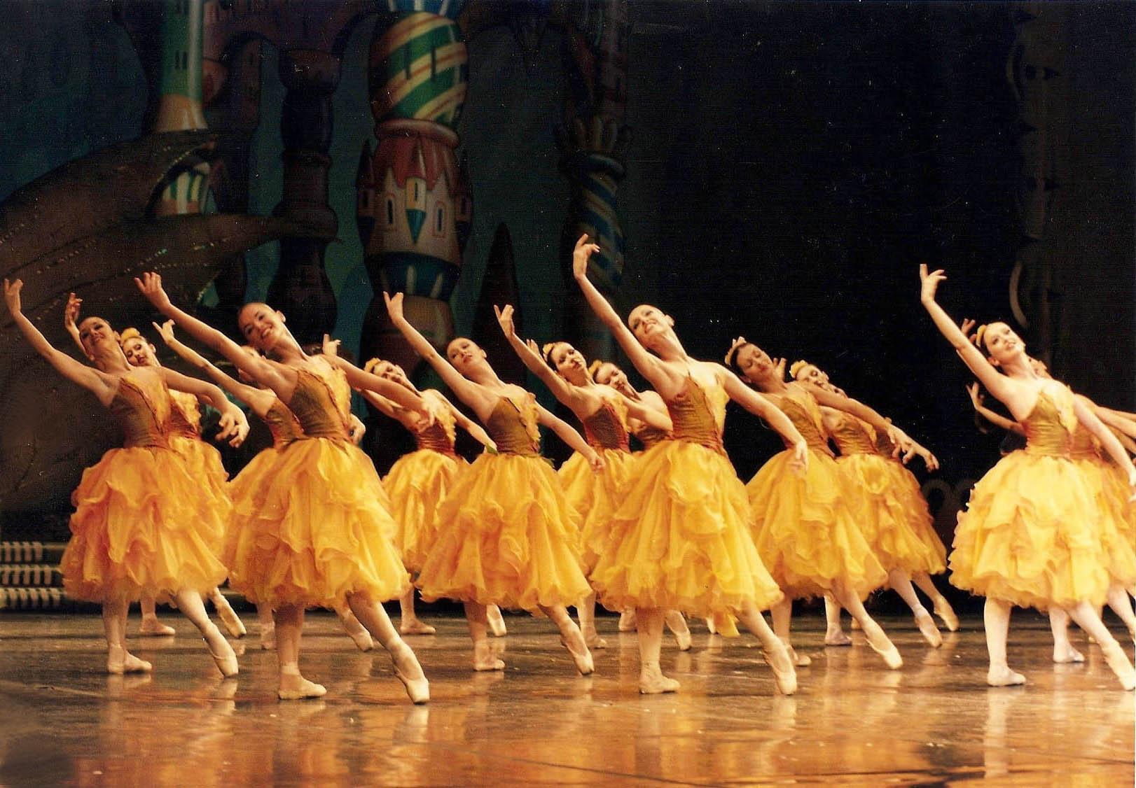 Quebra-Nozes: ensaios para o espetáculo, tradição de fim de ano no Municipal, foram retomados